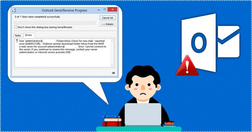 What are the Outlook Pii Errors