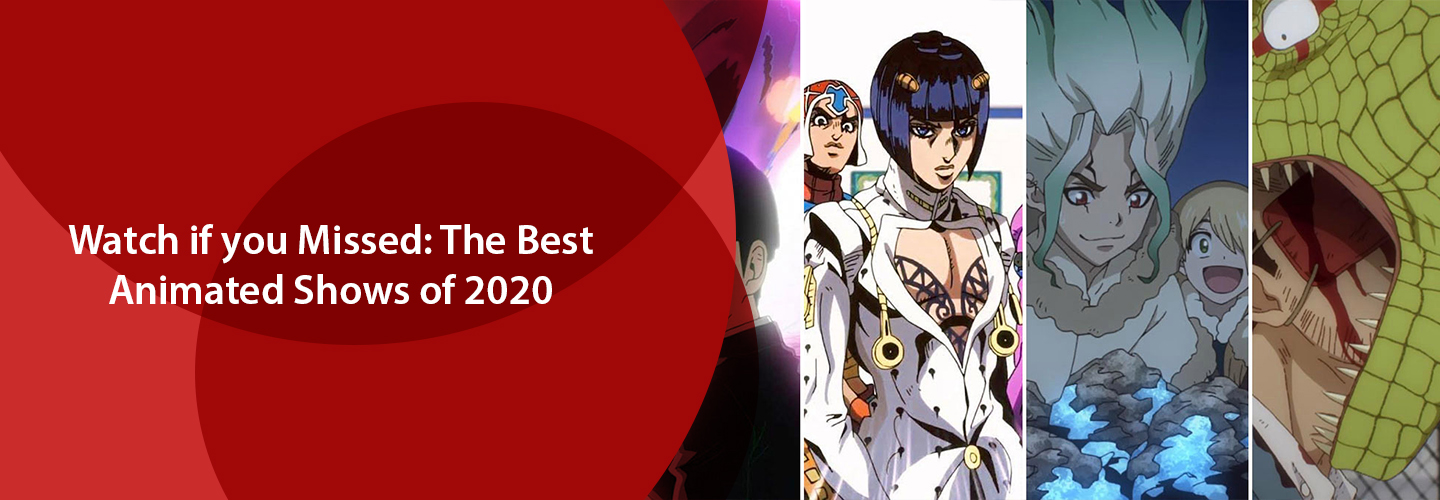 Watch if You Missed: The Best Animated Shows of 2020